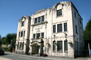 Blackwood Miners' Institute