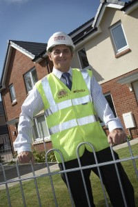 Paul Phillips, from Blackwood, has been named as one of the top building site mangers in the country.
