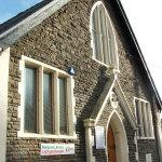 St Gwladys Church Hall in Church Place, Bargoed.
