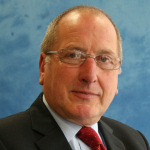 Councillor Ron Davies, cabinet member for regeneration and countryside.