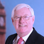Former Islwyn MP Don Touhig.