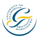 Glamorgan Uni logo web