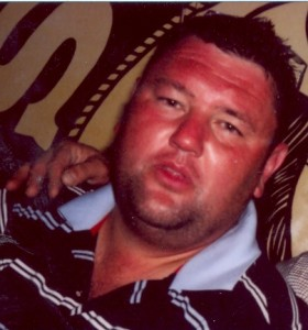 Mark Alex Bradfield, 40, was last seen on Monday morning at his home in Abertridwr.