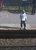 British Transport Police would like to speak to this teen in connection with the attack at Hengoed.