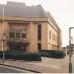 Cardiff Magistrates' Court.