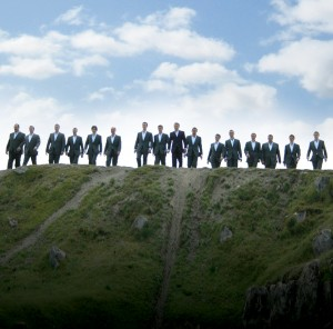 New Tredegar's Only Men Aloud Choir will be returning home for a tenth anniversary gig.
