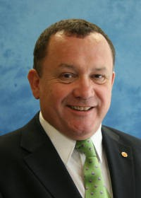 Lindsay Whittle, South Wales East Assembly Member