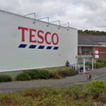 Tesco in Ystrad Mynach