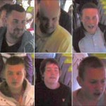 British Transport Police want to question these ten men