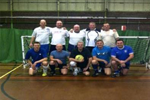 Five-a-side football team Inter Milads is celebrating its 34th anniversary