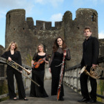 Caerphilly Castle will be the backdrop to the BBC's Proms in the Park 2011