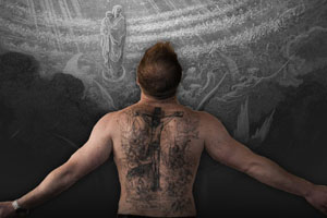 Blackwood tattoo artist needs your help for world record for Black wood tattoo