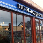 The Malcolm Uphill in Caerphilly town