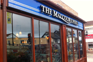 The Malcolm Uphill in Caerphilly town will open its doors on Tuesday