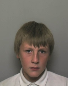 Mark Humphreys, 12, of Ystrad Mynach, has been handed an ASBO for his behaviour