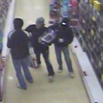 Sainsbury's burglary three men