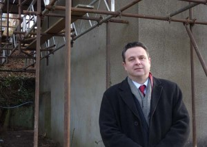 New Education Minister Huw Lewis