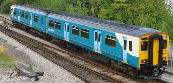 RAIL: Arriva Trains Wales holds the contract for the Wales and Borders franchise, which is up for renewal in 2018