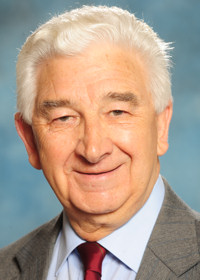 Harry Andrews has stepped down from being a councillor after 49 distinguished years of public service