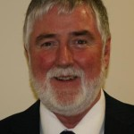 Tony Sheehan, chair of Caerphilly Business Forum