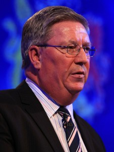 Gwent's Police and Crime Commissioner Ian Johnston