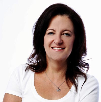 Mandy Weston of Welsh ICE