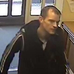 Police are looking for this man in connection with a theft from Caerphilly Social Club