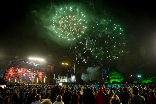 BBC Proms in the Park is returning to Caerphilly for 2013