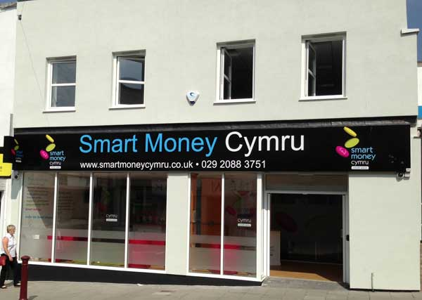 Smart Money Cymru on Cardiff Road
