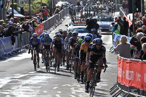 RACE RETURNS: It will be the first time the Tour of Britain has returned to Caerphilly County Borough since 2013, when Caerphilly town hosted a stage finish