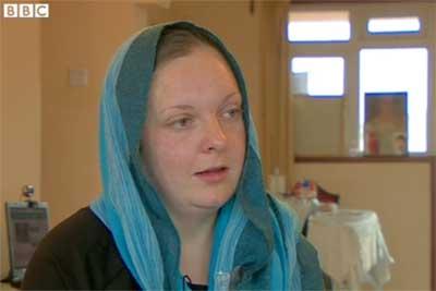 Lynsey Khatau from Pontllanfraith was a survivor of the Kenyan shopping mall siege