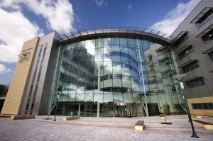 Caerphilly Council's headquarters in Tredomen