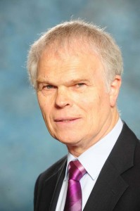 Cllr Colin Mann, leader of the Plaid Cymru group