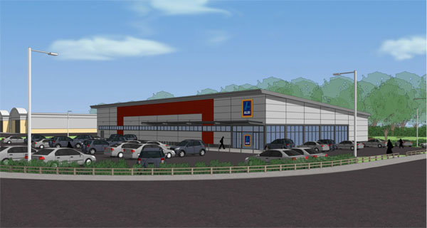 NEW SHOP: Discount retailer Aldi is planning a new store in Caerphilly