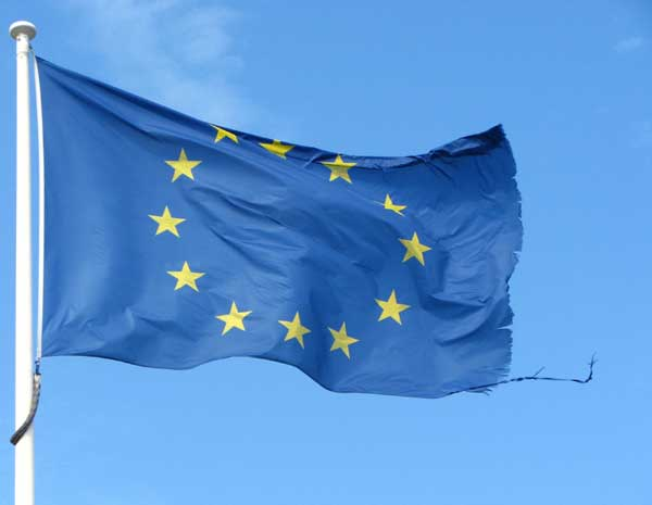 FRAYING: Is the European Union coming apart at the seams? Pic: FDEComite