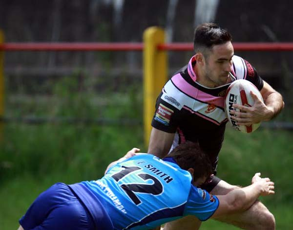 NOT ENOUGH: South Wales Scorpions were beaten comfortably by York City Knights