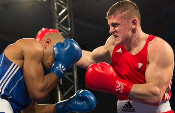 Kody Davies of Pontllanfraith is in the Welsh Squad for the Commonwealth Games