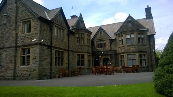 The Maes Manor Hotel in Blackwood