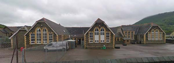 REPAIR: Waunfawr Primary School in Crosskeys needs expensive repair work carried out