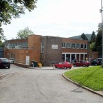 FACING CLOSURE: Caerphilly Magistrates' Court - Picture by Jaggery