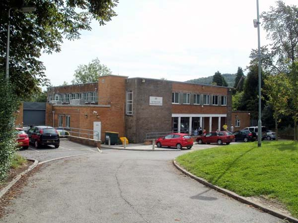 Caerphilly Magistrates' Court - Picture by Jaggery