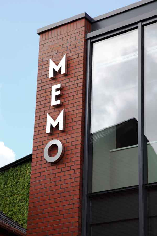 NEW MEMO: The first phase of the Memo opened last year