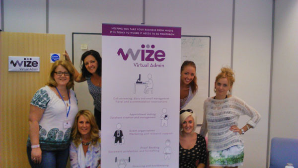 WIZE WOMEN: The team behind Wize Virtual Admin