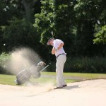 HOLE-IN-ONE: Golfer Christopher Norris
