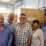 WE HAVE THE TECHNOLOGY: The team at Blackwood Embedded Solutions
