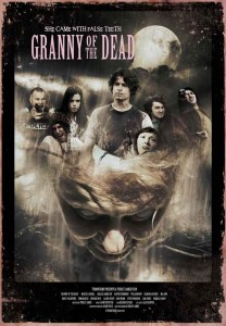 GRANNY OF THE DEAD: The film is out next year