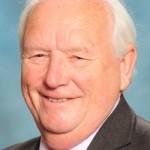 APOLOGETIC: Councillor David Poole