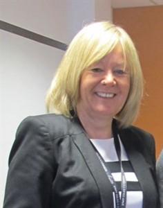 PAY RISE: Coleg y Cymoedd principal Judith Evans