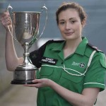 Rhiannon Bartlett is Cadet of the Year
