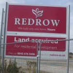 DEVELOPMENT: Council officers have recommended selling land to Redrow. Picture by Elliot Brown